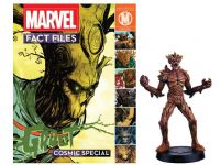 Marvel Fact Files - Cosmic Special: Groot - Statue & Magazine